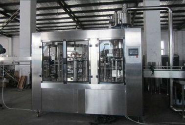 চীন Multi Head Soft Drink Beverage Filling Machine Automatic Bottling Machine সরবরাহকারী