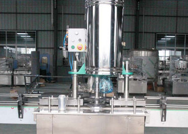 চীন 5000BPH 800W Carbonated Beverage Filling Machine Rotary High Viscosity সরবরাহকারী